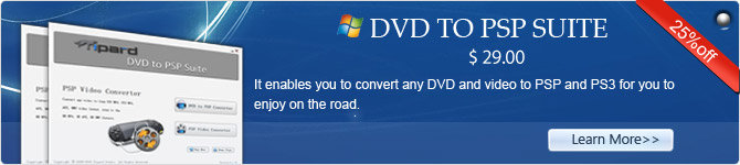 dvd to psp suite