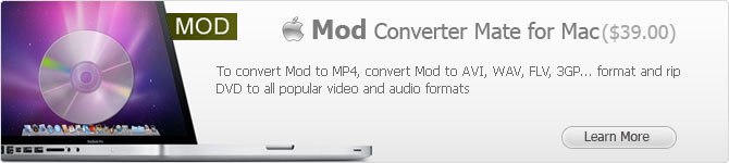 Mod Converter Mate for Mac