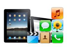 ... ipad to pc transfer allows you to transfer many mainstream media files