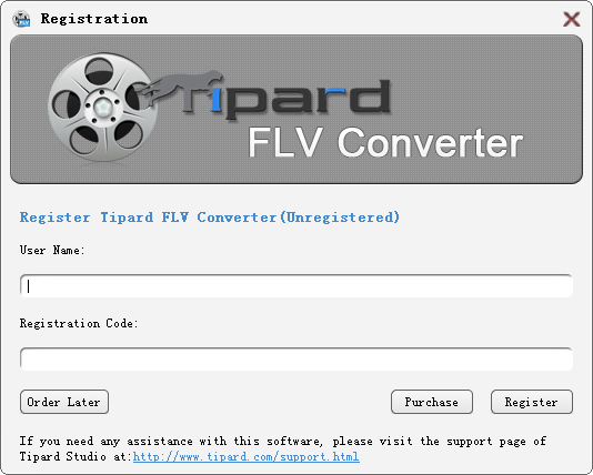 how to change a flv file to mp4