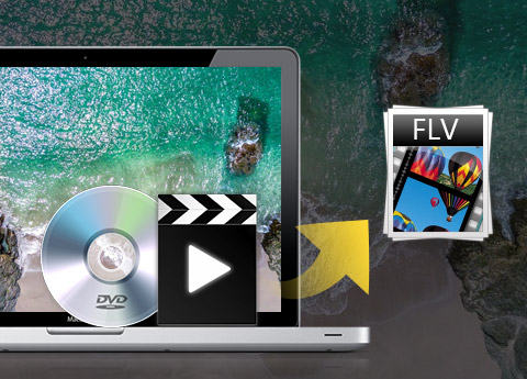 Convert FLV to other formats on Mac