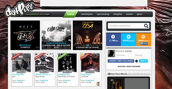 best music download website for pc