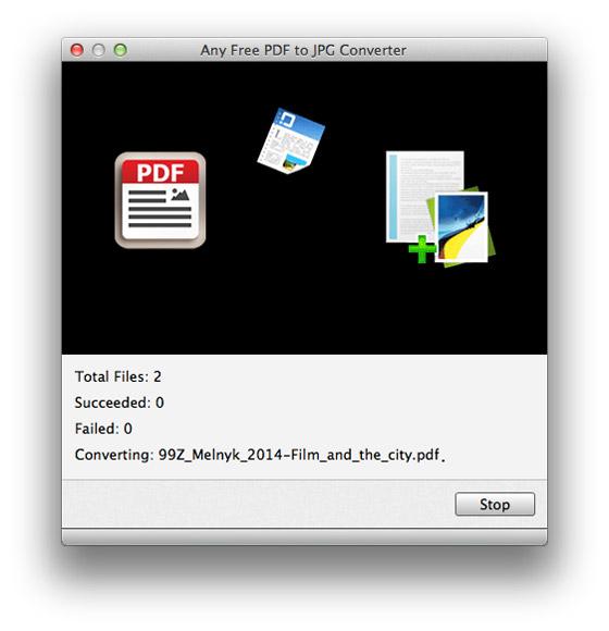 come convertire pdf