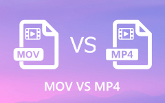 MOV مقابل MP4
