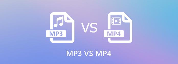 MP3 против MP4