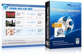 HD Video Converter Screen