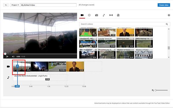 Dividir vídeo