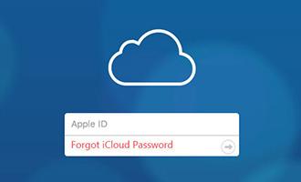 iCloudパスワードを忘れたリセットをリセットする