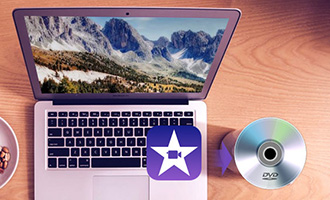 iMovie a DVD-re