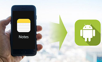 Transférer des notes de l'iPhone à Android