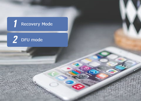 Two Recovery Modes for you