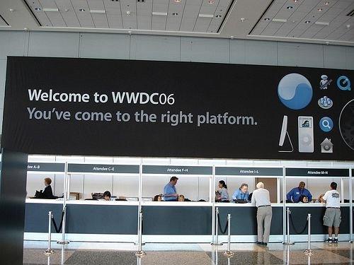 WWDC 2006