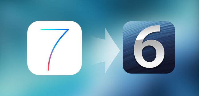 Nedgradera iOS 7 Beta till iOS 6