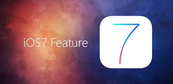 ميزات جديدة لنظام التشغيل iOS 7