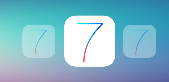 Halkeilee iOS 7