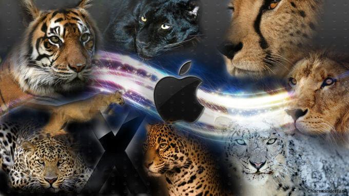 Mac OS X10.9