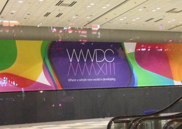 WWDC w dniu Jun 4th