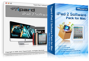 iPad 2 Software Pack for Mac Screen