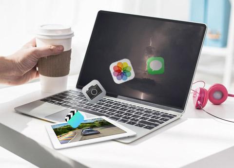 Tipard iPad 2転送