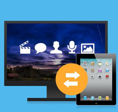 Tipard iPad 2 Aktarımı