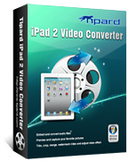 Tipard iPad 2 Video Converter boxshot