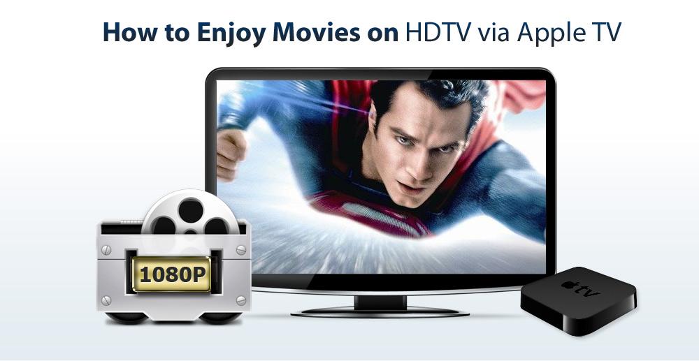 استمتع 3D على HDTV