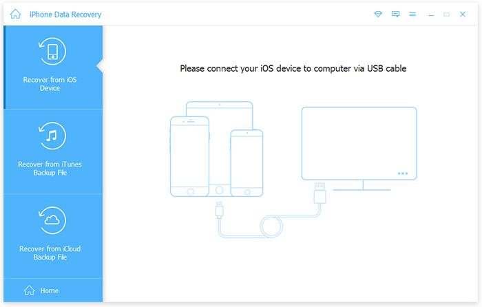 Подключить iPhone и компьютер
