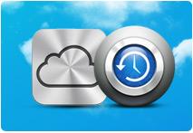 iCloud&バックアップ