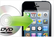 DVD sur iPhone 5