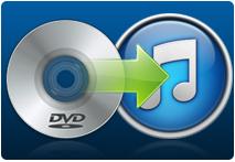 Konwertuj DVD na iTunes