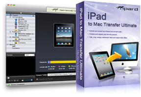 iPad Transfer for Mac Ultimate Screen