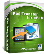 ipad transfer for epub
