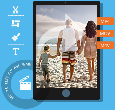 iPad Video Converter per Mac