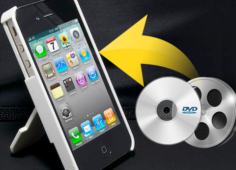 DVD / Video a iPhone 4