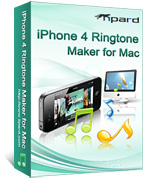 iPhone 4 Ringtone Maker for Mac