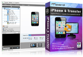 iPhone Transfer box and screen