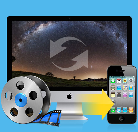 Tipard iPhone 4 Video Converter per Mac