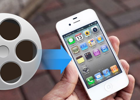 Convertir video a iPhone 4