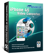 Tipard iPhone 4S Video Converter boxshot