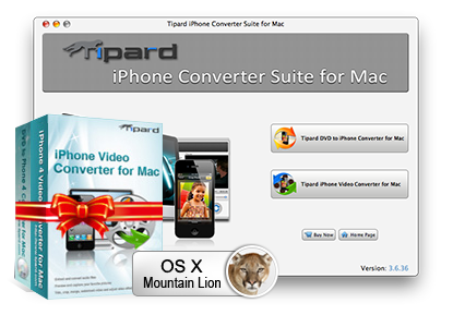 Mac iPhone Converter