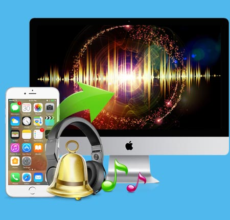 iPhone Ringtone Maker для Mac