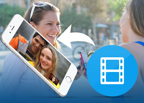 Converti video in formati compatibili con iPhone