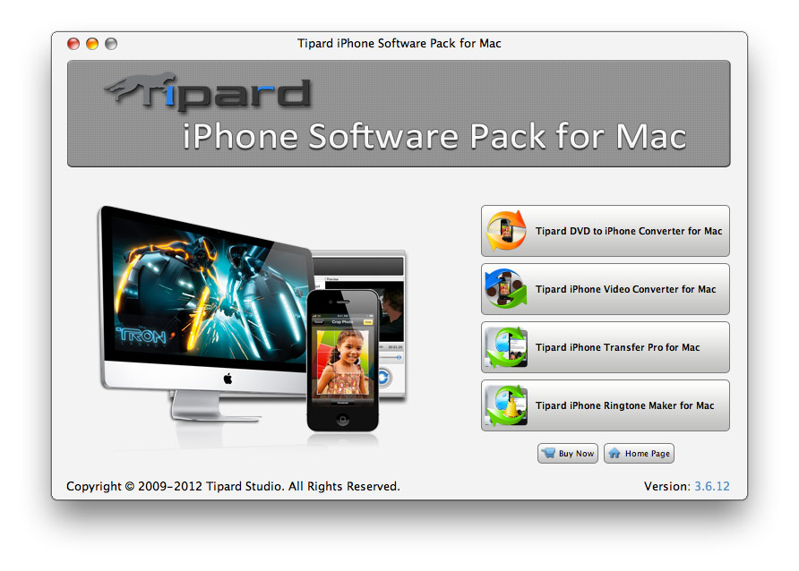 iPhone software Mac, iPhone 4 software pack, Mac iPhone software, convert DVD/video to iPhone software, transfer iPhone software