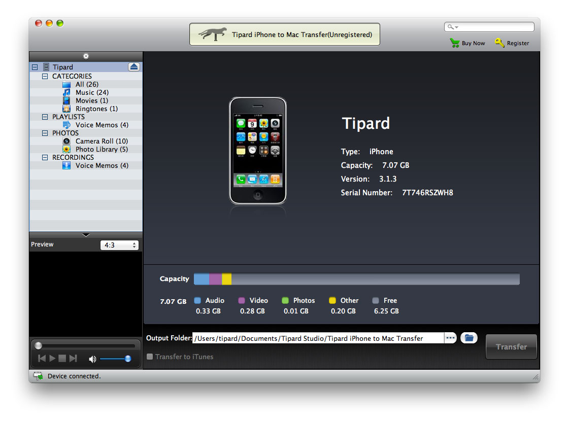 See more of Tipard iPhone to Mac Transfer
