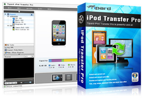 iPod Transfer Pro Screen