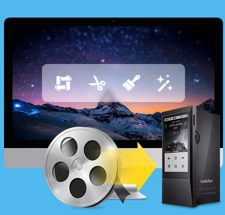 Tipard iRiver Video Converter pour Mac