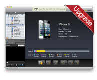 Mac iPad Transfer Platinum Screen