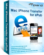 Mac iPhone Transfer for ePub