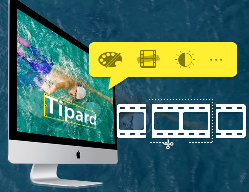 Tipard Mac Video Enhancer Mac 破解版 视频编辑软件