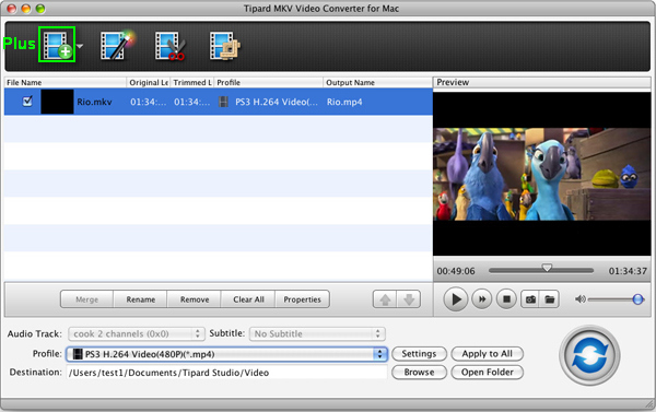 Convert mkv video to ps3 with mkv to ps3 converter for mac add files ccuart Image collections